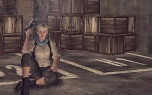 Resident Evil Sherry के लिए आइकन
