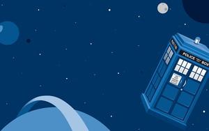 Icon for TARDIS simple