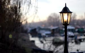 Kohteen Lamp Post kuvake