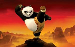 Значок для Kung Fu Panda