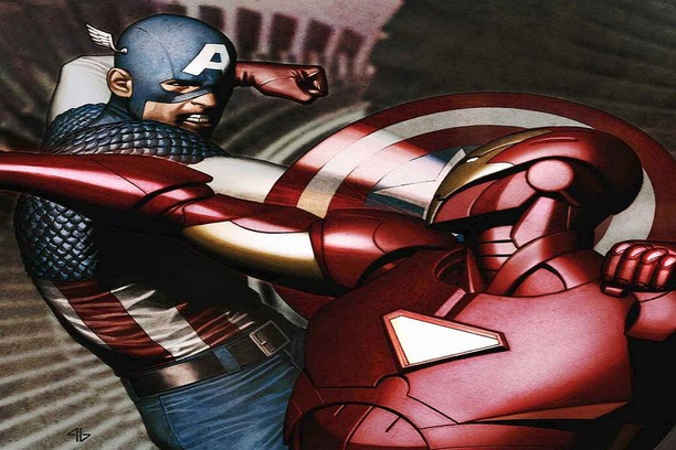 Captain America Vs Iron Man Wallpaper Opera Add Ons