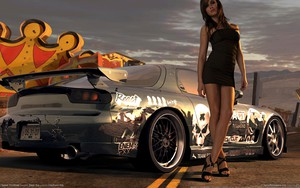Значок для need for speed prostreet