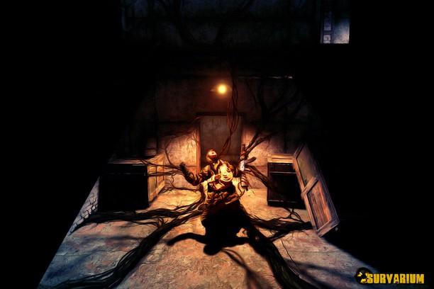 Survarium Theme - The anomaly killer के लिए स्क्रीनशॉट