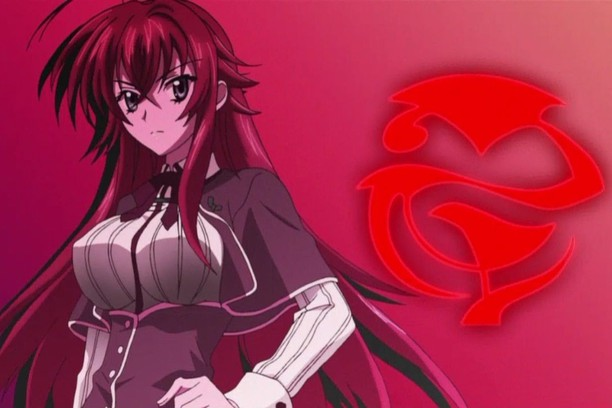rias gremory wallpaper - Opera add-ons