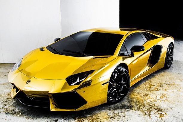 Gold Lamborghini Wallpaper Opera Add Ons