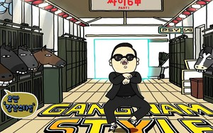 Icon for PSY, GANGNAM, STYLE, 강남스타일,