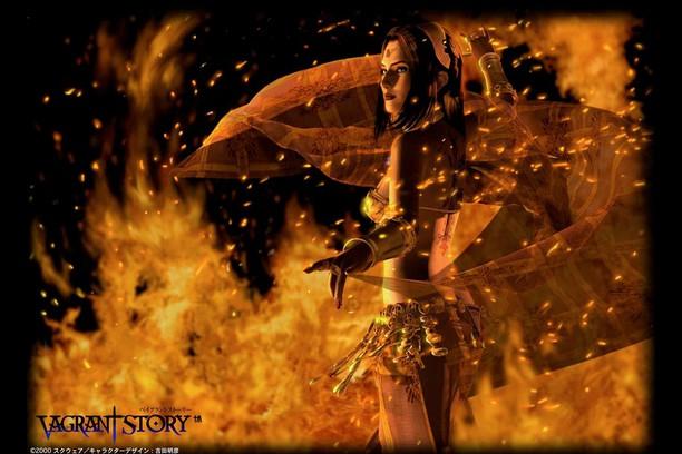 Zrzut ekranu pakietu Vagrant Story: Dancer
