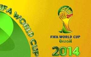 World Cup Brasil 2014 ikonja