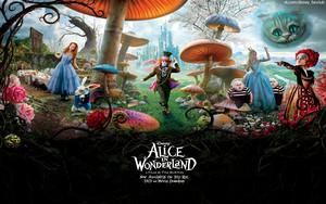 Ikona pakietu Алиса в стране чудес