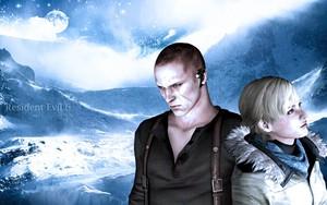 Resident Evil 6 Jake and Sherry के लिए आइकन