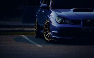 Symbol für Subaru WRX STI