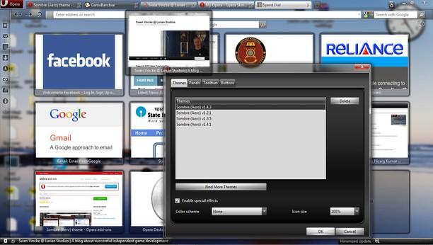 Screenshot for Sombre (Aero)