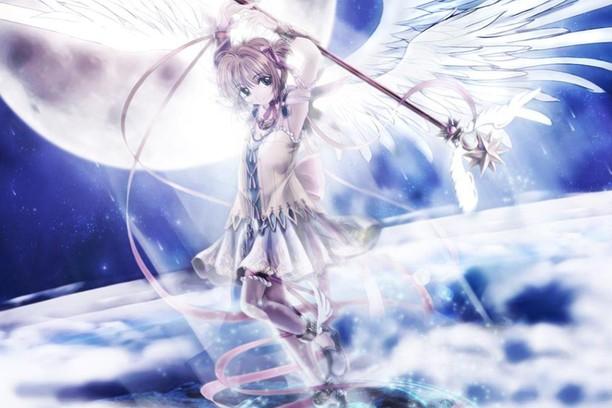 Sakura Angel Theme Anime Wallpaper Opera Add Ons
