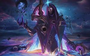 Значок для Dark Cosmic Jhin
