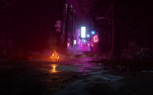 Dead by Daylight Cyberpunk के लिए आइकन