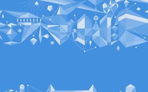 Значок для Crystals Blue