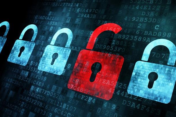 Internet Security Locks Wallpaper