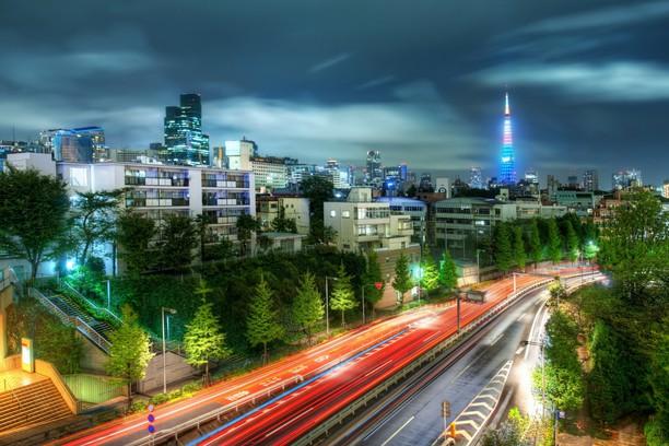 Снимок экрана для Modern Tokyo Architecture