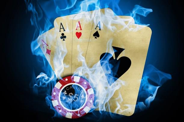 Hình nền Poker - Phần bổ trợ Opera