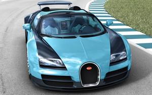 Kohteen Bugatti Veyron [X-AT] kuvake