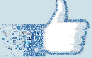 Ikona pro Facebook like