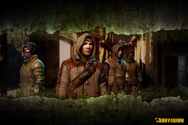 Screenshot for Survarium Theme - Scavengers