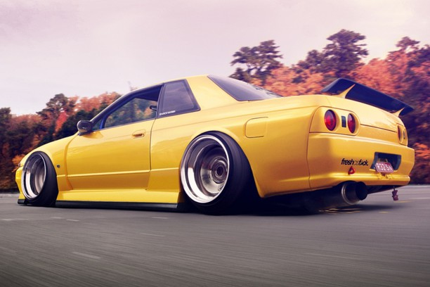 Nissan skyline r32 gt r wallpaper opera add ons about the wallpaper voltagebd Images