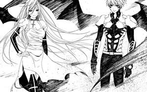 Rosario + Vampire的图标