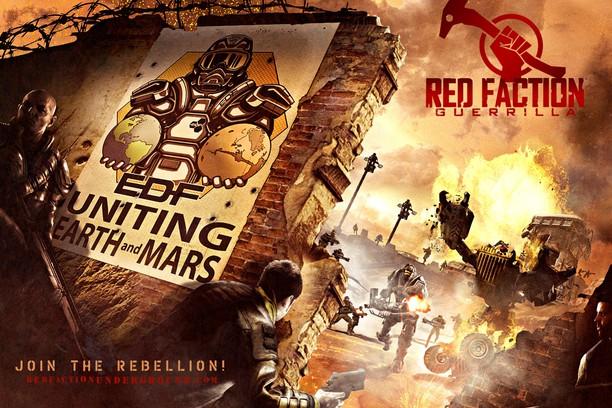 Red Faction Guerrilla 的屏幕截图