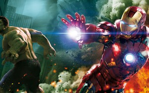 Icon for Avengers- Hulk & Iron Man