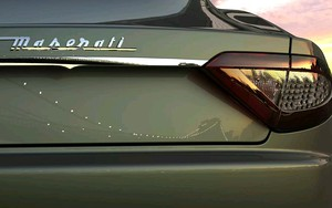 Значок для Maserati [X-at]