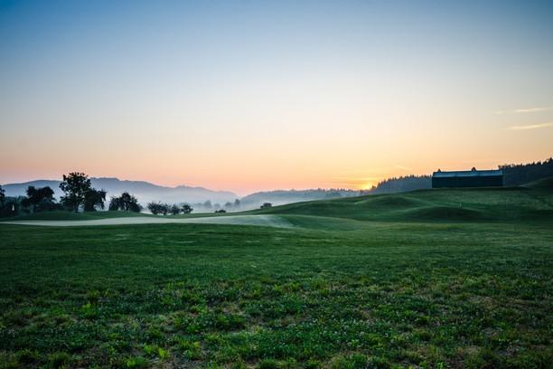 Στιγμιότυπο Sunrise At Golf Course