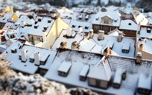 Іконка для Prague in Tilt-Shift