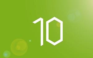 Windows 10 Green के लिए आइकन