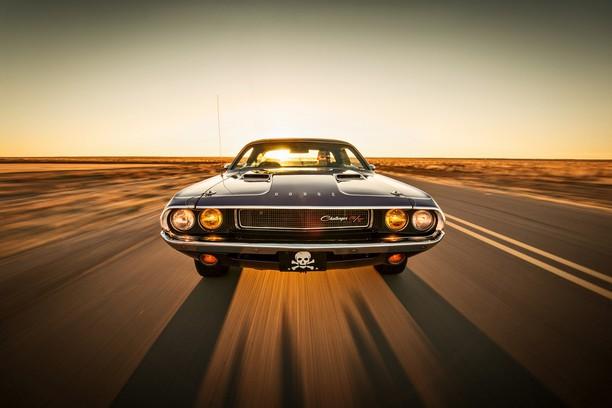 Bildschirmfoto für Dodge Challenger