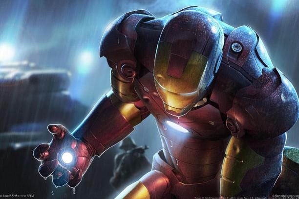 Iron Man wallpaper - Opera add-ons