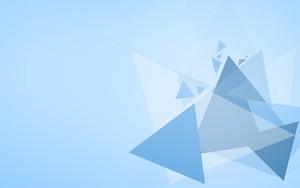 Ikona pakietu Pyramid Blue