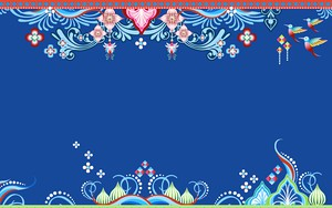 Symbol für Pattern Dark Blue