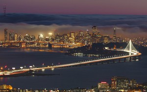 Значок для Amazing Low Fog Event in San Francisco