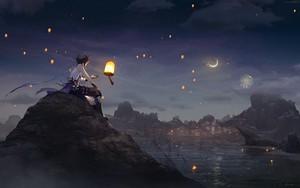 Значок для Genshin Impact Xiao Wallpaper