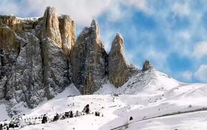 Ikona pro Snow-capped mountains