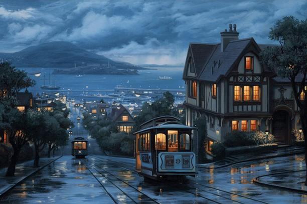 Снимок экрана для San Francisco Delight