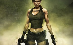Значок для Tomb Raider Underworld
