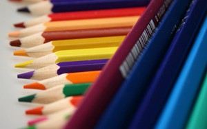 Icon for Pencil Crayons