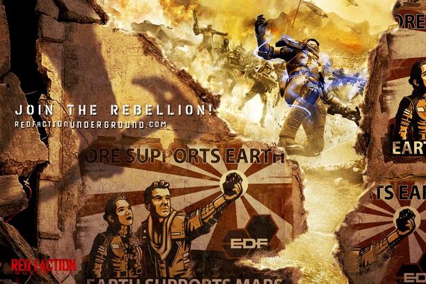 Snimak ekrana za Red Faction