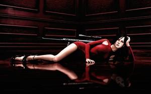 Symbol für Resident Evil 6 Ada Wong