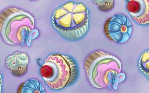 Symbol für Cupcakes