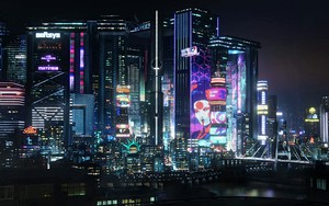 Night City View | Cyberpunk 2077 ikonja