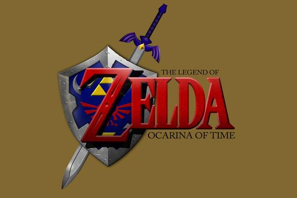 Zelda Oot Logo Wallpaper Opera Add Ons