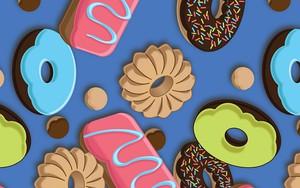Symbol für Donuts